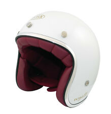 CASQUE wyatt bobbers,old school L look vintage CASCO SCOOTER HOMOLOGUé E13