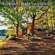FRANK LLOYD WRIGHT - NEW HARDCOVER BOOK