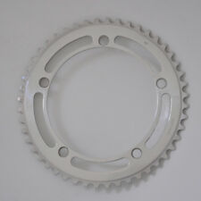 """NOS ** Gipiemme Pista 1/8"""" Track chainring 48th BCD 144  for Campagnolo RECORD"""