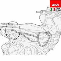 GIVI TE2133 TELAIETTI X BORSE EASYLOCK YAMAHA T-MAX 530 (17)