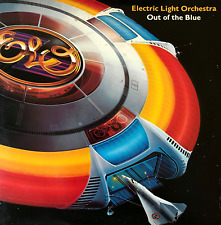 Electric Light Orchestra-Out of the Blue (LP) (en muy buena condición -/G-en muy buena condición) (1)