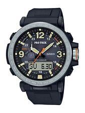 Casio Men's Pro Trek Japanese Quartz Watch , Black, 23.77  PRG-600-1CR Protrek