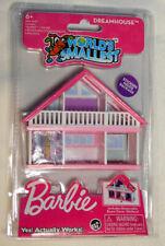 World's Smallest Barbie Dreamhouse - Classic Barbie - Dollhouse & Doll For Dolls