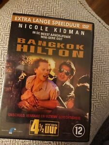 Bangkok Hilton [DVD] Nicole Kidman, Denholm Elliott, English with Dutch subtitle