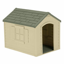 New listing Xxl Dog Kennel for Medium Dogs Outdoor Pet Cabin Insulated House Big Shelter