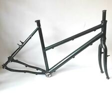 Bicycle Frame Cross Touring Trekking Frame set 58 cm 28'' wheels Rohloff ready