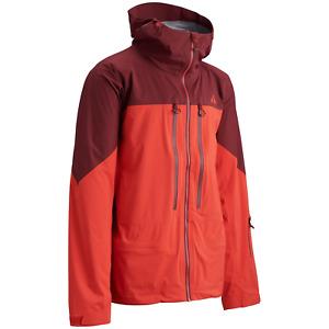 Strafe Mens Cham Jacket - Size L - 3L Recon Fabric - Ski Snowboard Retail $500