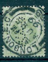 Grossbritannien, Königin Victoria, Nr. 97 gestempelt