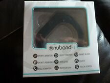 Nuband-I-Touch Screen Wireless-Sleep & attività TRACK Watch-Nuovo di Zecca