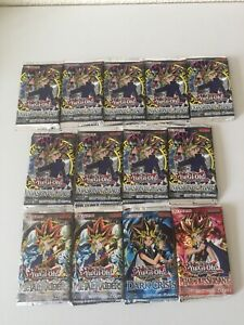 Yu-GI-Oh! - 9 x IOC, 2 x MRD, PSV - Booster Packs - English Sealed