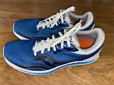 Saucony Kinvara 11 FormFit PWR Run Men's Size 9.5 Blue NWOB