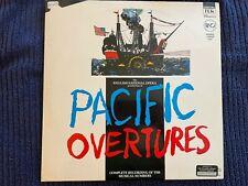 Pacific Overtures cast album (2LP 1988) Richard Angas, ENO, Sondheim, TER2 1151