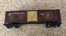 Wanamaker Railway Lines Box Car #9466 TCA SPECIAL