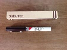 PEN - VINTAGE SHEAFFER PEN - RARE FIND BOXED - NEVER USED- WORKING