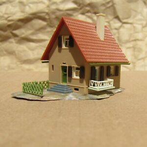 CLASSIC ~ COTTAGE Style HOUSE by FALLER ~ Mayhayred Trains N Scale Lot