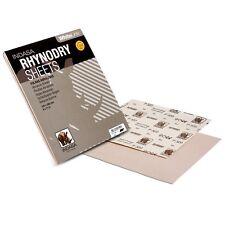 Schleifpapier Bogen 50x P400 230x280mm WHITE LINE Trockenschliff Schleifbögen