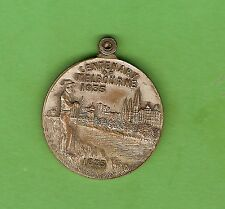 #D309.  1935  CENTENARY OF  MELBOURNE  MEDAL