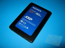 "ADATA S510 AS510S3-60GM 60GB SATA 2.5"" SSD Solid State Drive"