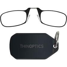 ThinOPTICS Always With You Keychain Glasses 2.50 Strength
