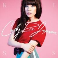 CARLY RAE JEPSEN - KISS (DELUXE EDITION)  CD POP INTERNATIONAL POP NEW+