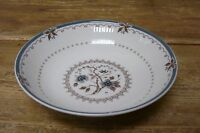 1 Royal Doulton Old Colony Coupe Cereal Soup Bowl TC1005 England Blue Flowers