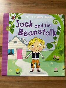 Jack and the Beanstalk - Ladybird Picture/Story Book - RRP £5.99 - **NEW**