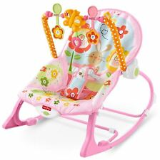 Fisher Price Fisher-Price Infant To Toddler Rocker Pink Rocker Bouncer