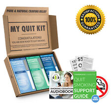 Quit Smoking Aid / Natural Stop Smoking Remedy To Help Stop Cravings (3 Pack)
