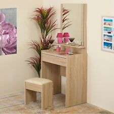 oak dressing tables with stool for sale ebay rh ebay co uk