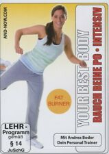 ANDREA/FITNESS BODOR - YOUR BEST BODY/BAUCH BEINE PO INTENSIV  DVD NEU
