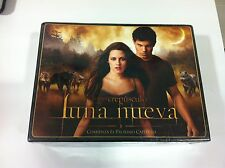 BOÎTE COFFRE Twilight - Lune Neuf NEW MOON Collector Edition 2 DVD - SEALED