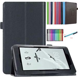 For Lenovo Tab E7 TB-7104F /E8 TB-8304F1 7 8 inch Tablet Slim Leather Case Cover