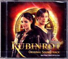 RUBINROT Philipp Fabian Kölmel & Sofi de la Torre OST Soundtrack CD Faster Wings