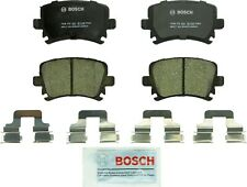 Disc Brake Pad Set-QuietCast Ceramic Pads with Hardware Rear Bosch BC1108