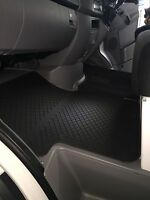 New Genuine Mercedes Benz Sprinter W 906 All  Rubber Floor Mat Set RHD Black