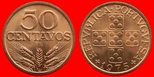 50 CENTAVOS 1975 SIN CIRCULAR PORTUGAL-0168SC