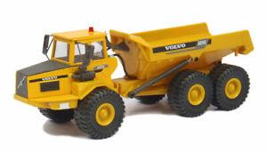 Volvo Diecast Dump Truck 1/50 Scale NIB - Item 560-004