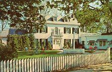 """North Asbury Park (Wanamassa) Nj """"Paul'S Edgewater Restaurant"""" Unused Postcard"""