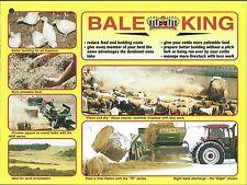 Farm Equipment Brochure - Bale King -  3000 et al - Processor - 2002 (F5277)