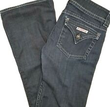 Hudson Womens Size 32x30 Jeans Boot Cut Stretch Flap Pockets USA