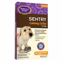 """New Sentry Calming Collar For Dogs (Up To 23"""") - Ships Free!"""