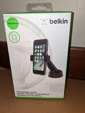 Belkin Car Universal Mount Dashboard Windshield Mount  New