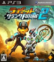 USED PS3 Playstation3 Ratchet & Clank Future: A Crack in Time 30389 JAPAN IMPORT