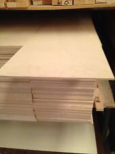 MDF PLAIN SECOND SHEETS 2400 X 290 4 MM PACK LOT