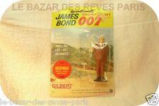 James Bond 007. Personnage GILBERT.  Goldfinger