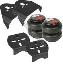 Rear Weld On Air Ride Mounting Brackets Amp 2500 Lb Air Bags Suspension Mount Kit