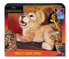FurReal New Disney The Lion King Mighty Roar Simba Interactive Plush Toy