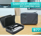 Dark Gray Portable Case Protection Travel Storage Bag For FIMI PALM2/OSMO ACTION