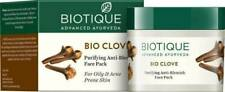 Biotique Bio Clove Purifying Anti-Blemish Face Pack 75g Oily and Acne Prone Skin