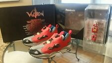"Reebok Insta Pump Fury ""Voltron"" 172295 US Mens Size 8 2008 collection BRAND NEW"